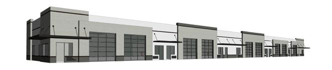 Cavan Commercial is developing a flex business project in El Mirage.